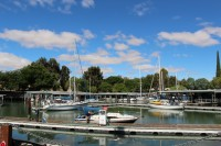 Guest dock / fuel dock