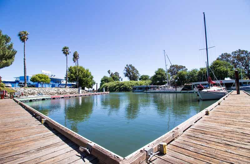 Delta Marina Guest Dock